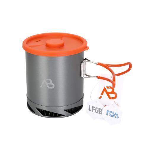 Alu Kochtopf AB-X6 1 Liter