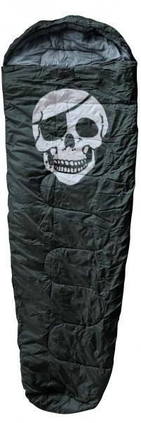 Mumien-Schlafsack Jolly Roger