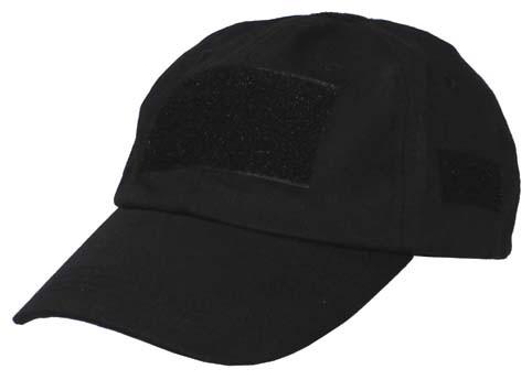 Einsatz Cap mit Klett