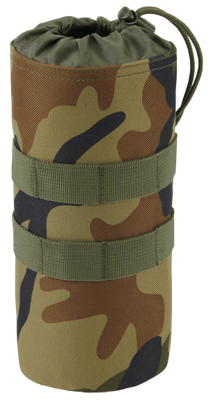 Brandit Bottle Holder Molle I woodland vorn armyoutlet.de