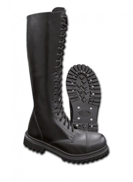 Brandit Phantom 20 Loch Boots schwarz