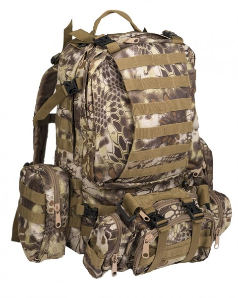 Rucksack Defense Pack Assembly manda wood vorn