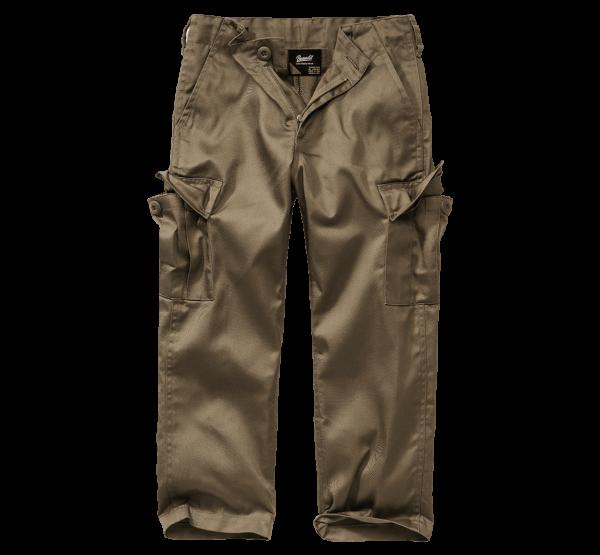 Brandit Kids US Ranger Trouser - oliv - vorn - armyoutlet