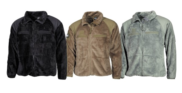 US Fleece-Jacke GEN III Cold Weather