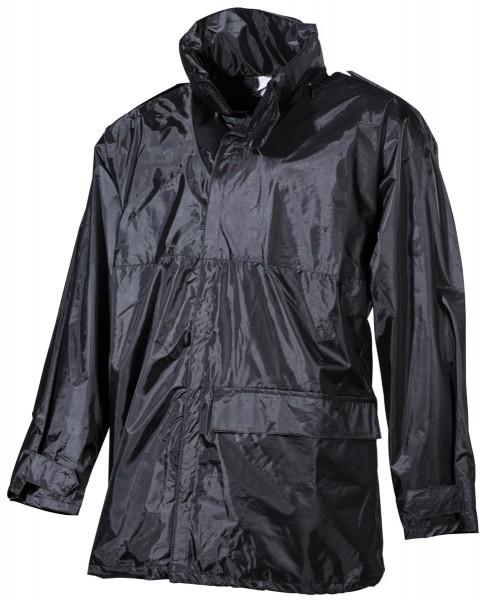 Regenjacke Polyester mit PVC