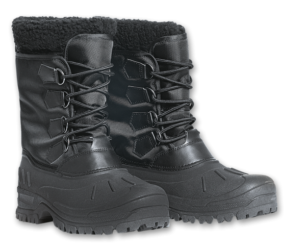 Brandit Highland Weather Extreme Boots schwarz