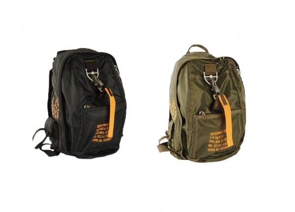 Rucksack Deployment Bag beide Farben