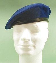 Original Bundeswehr Barett blau