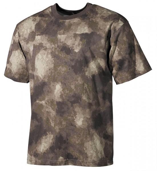 US T-Shirt halbarm HDT camo