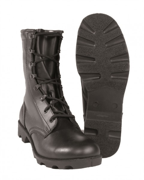 US Kampfstiefel Leder Speed Lace