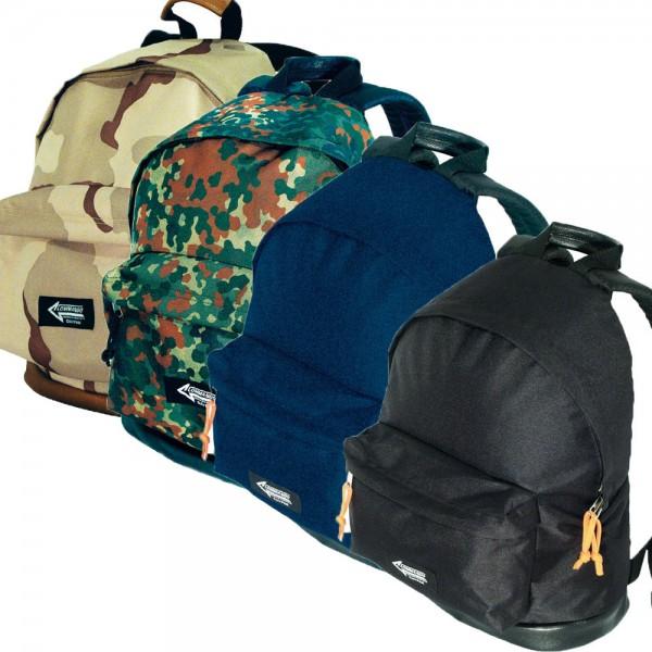 Daypack Rucksack in vier unterschiedlichen Farben/Varianten