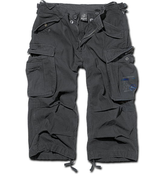 Brandit Industry 3/4 Cargo Shorts