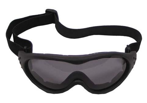 Bikerbrille Eagle1 schwarz